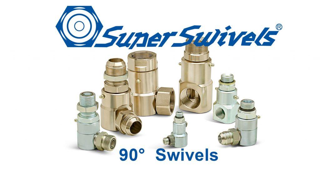 90° Swivels