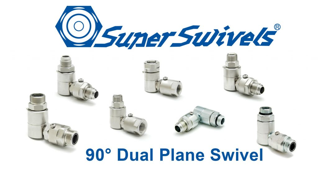 Dual Plane Swivels