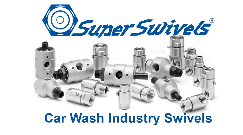 Car Wash Swivels